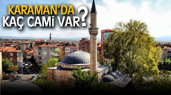 Türkiye'de hangi ilde kaç cami bulunuyor? Rakamlar açıklandı