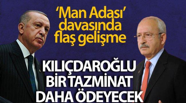 'Man Adası' davasında yenir bir karar: CHP Genel Başkanı Kemal Kılıçdaroğlu 359 bin lira manevi tazminat ödeyecek