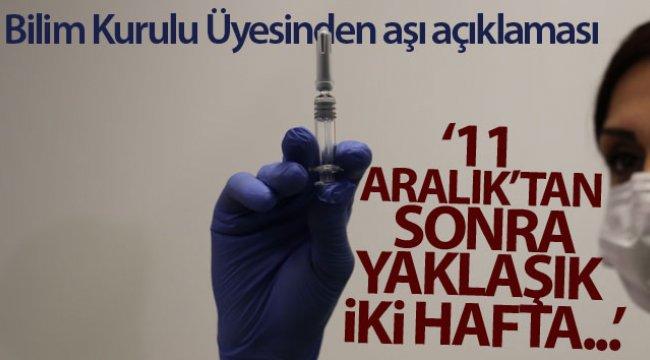 Bilim Kurulu Üyesi Doç. Dr. Kayıpmaz: 'Bizim için aşının menşei değil, etkinliği ve güvenilirliği önemlidir'