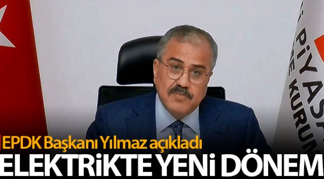 EPDK Başkanı Mustafa Yılmaz: 'İnşaatların elektrik altyapısını hazır hale getirmeyen dağıtım şirketine ceza verilecek'