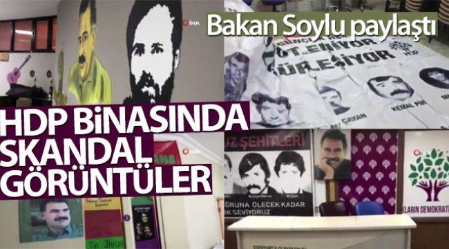 """Bakan Soylu: """"Dünyanın hiçbir demokratik ülkesinde buna müsaade edilmez"""""""