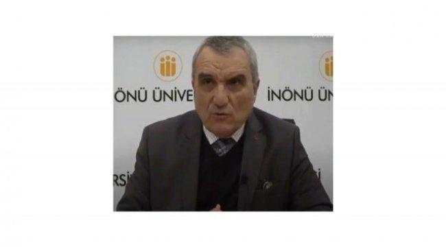 İnönü Üniversitesi'nden COVID-19 itirafı