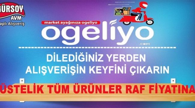 """""""Ogeliyo"""" İle Karamanlılar Bir Tıkla Alışveriş Yapıyor"""