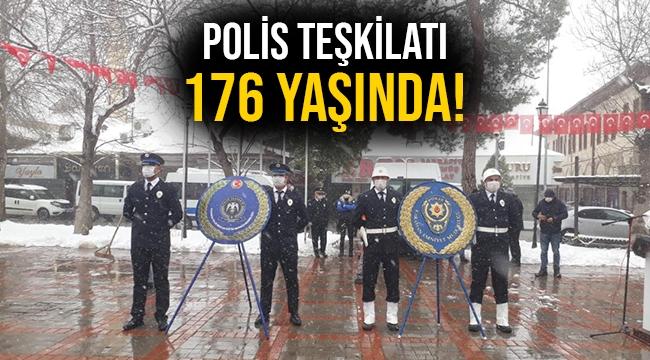 Polis Teşkilatı 176 yaşında!