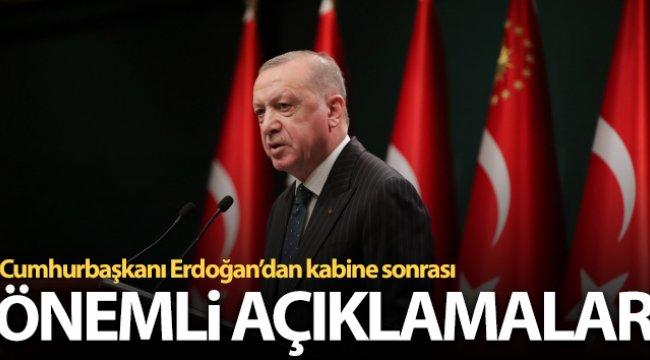 Bayram tatili kaç gün olacak? Cumhurbaşkanı Erdoğan açıklıyor