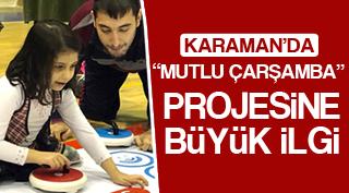 """""""MUTLU ÇARŞAMBA"""" PROJESİ İLE YÜZLER GÜLMEYE DEVAM EDİYOR"""