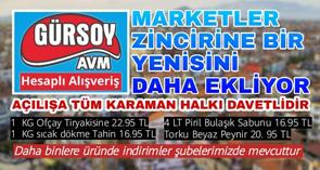 AÇILIŞA ÖZEL İNDİRİMLER !