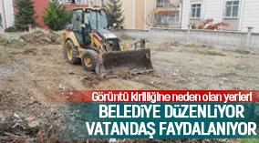 BELEDİYE DÜZENLİYOR VATANDAŞ FAYDALANIYOR