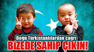 Doğu Türkistanlılardan çağrı