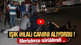 IŞIK İHLALİ CANINI ALIYORDU !