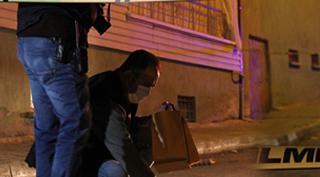 Karaman'da bir kişi kapısına benzin döktüğü tekel bayisini kundaklamak istedi