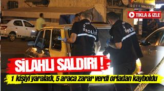KARAMAN'DA SİLAHLI SALDIRI !