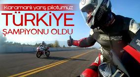 Karamanlı yarış pilotumuz Koray Kehya Türkiye Şampiyonu