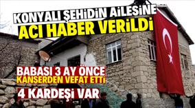 Piyade Teğmen Olgun'un ailesine acı haber verildi