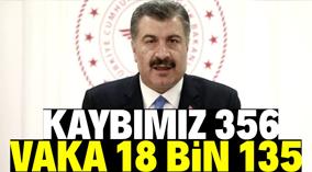 Türkiye'deki son corona virüsü vakaları açıklandı!